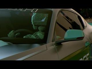 Castrol EDGE Virtual Drift Trailer: Glitch