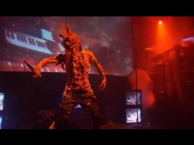 Skinny Puppy I'mmortal The Greater Wrong Of The Right Live
