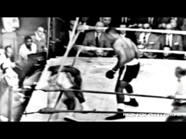 Sonny Liston Career Tribute Reznick Productions