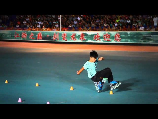 Жанг Хао Zhang Hao WFSC 2012 jrm 01st