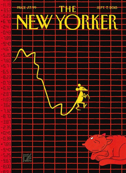 The New Yorker - 7 September 2015