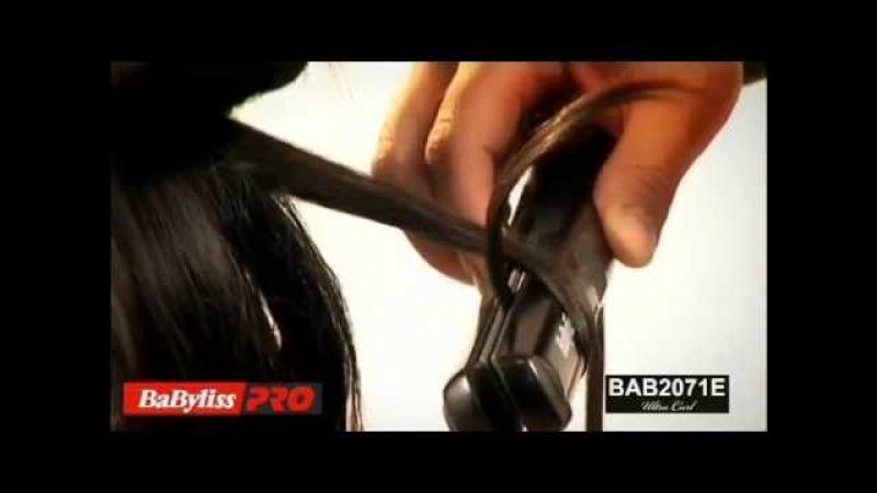 Babyliss Pro Ultra Curl BAB2071EPE щипцы-выпрямители для волос