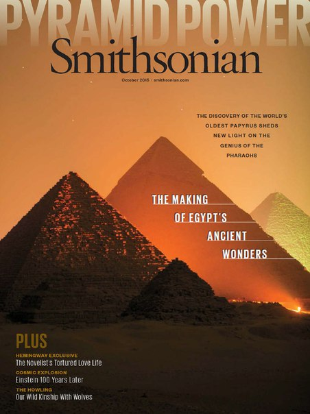 Smithsonian - October 2015 vk.com