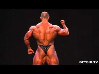 Grand Prix Fitness House PRO 2014 - Алексей Шабуня Posing