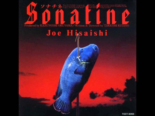 Sonatine I Act of Violence Joe Hisaishi Sonatine Soundtrack