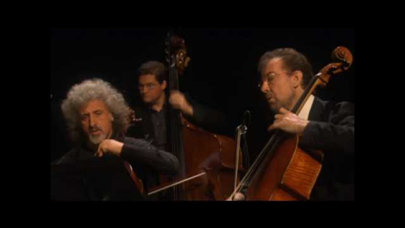 Martha Argerich, Kissin, Levine, Pletnev Bach Concerto For 4 Pianos Bwv 1065 Verbier, July 22 2002