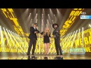 JINUSEAN ft. JangHana (장한나) - TELL ME ONE MORE TIME. _ SBS Inkigayo. 0426