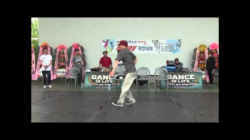 2015 Dance Is Life vol 1 POPPING SIDE | JUDGE SHOW | POPBONG