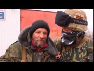 Командир развед группы ДНР Ольхон