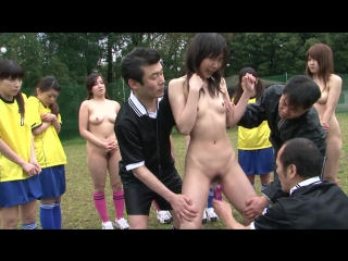 Pure cmnf - public football & dildo games