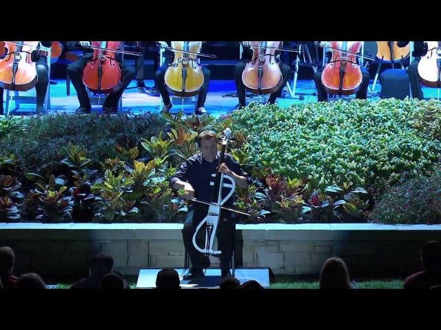 The Piano Guys Live at Red Butte Garden Beethoven's 5 Secrets Cello Orchestral Cover