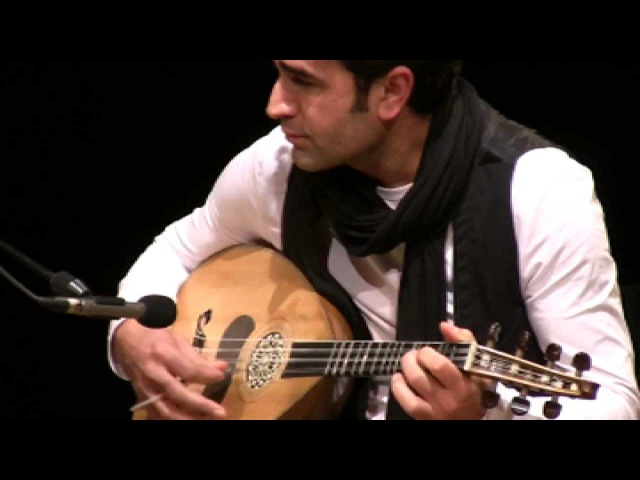 Farzin Darabi Far Hakan Akay and Delil Dilanar in concert February 2011 Cologne Germany