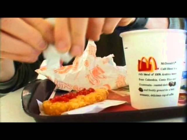 Картинки о вреде макдональдса