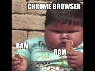 Google chrome browser, stop it.