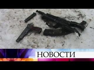 Вдагестанском Хасавюрте завершена активная фаза спецоперации попоимке вооруженных бандитов