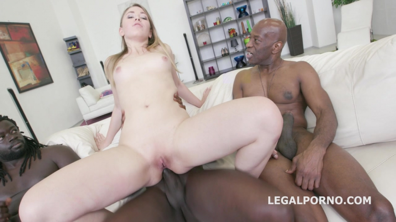 Black Buster, Selvaggia gets DAP BBC NO PUSSY ANAL GAPES Facial. 18yo used like a slut GIO284 legalporno anal