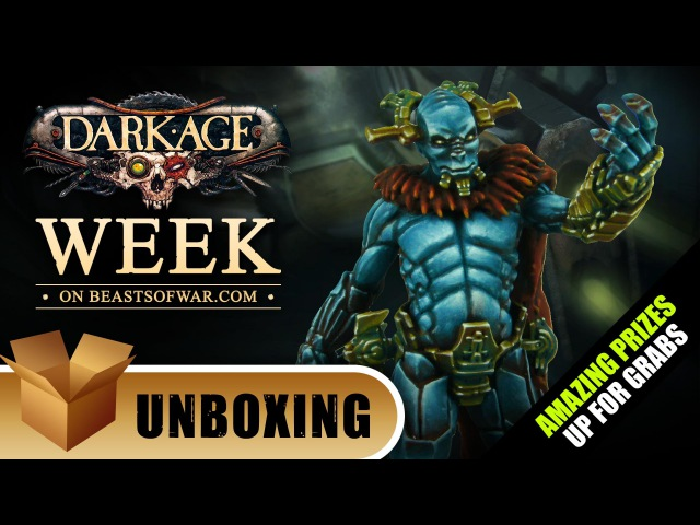 Dark Age Week Unboxing The Kukulkani