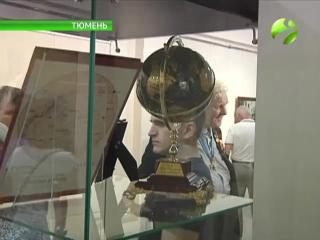 Время Ямала - К 85-летию Ф. Салманова в Тюмени открыли музейную экспозицию