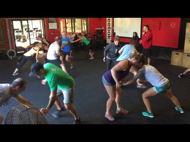 CrossFit Warm Up Games (Smack)- CrossFit Krypton