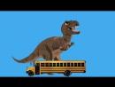 T Rex for Kids Tyrannosaurus Rex for children Dinosaur Song Facts Information for Kids Children