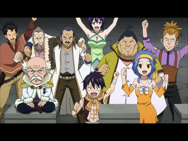 Fairy Tail Vine By EneerGy смотреть онлайн без регистрации