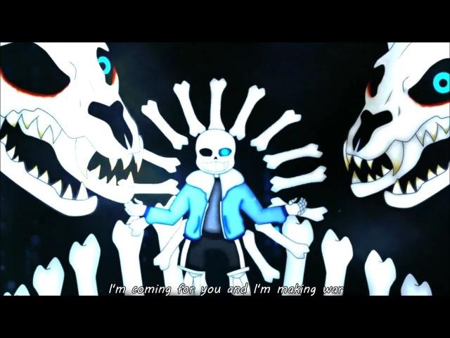 Undertale [Genocide AMV Animation] - Irresistible