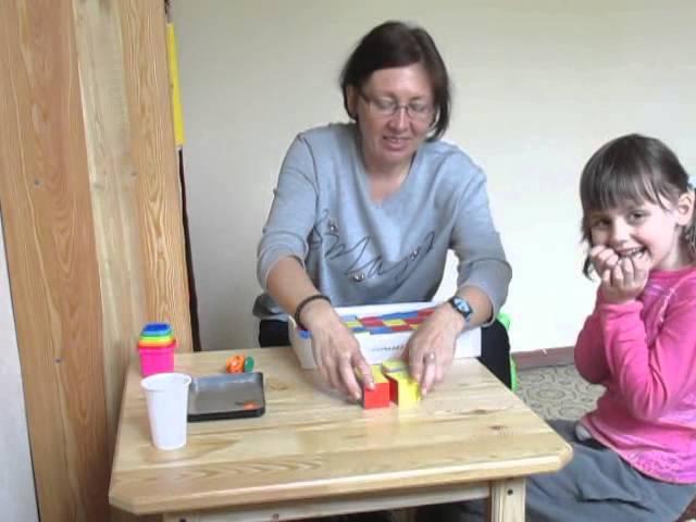 Комлексные занятия с особыми детьми в Доме Добра
