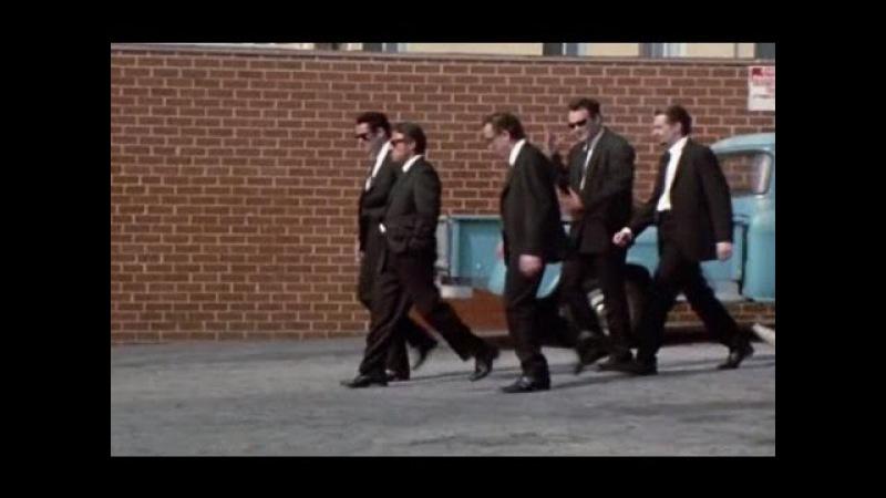 George Baker Selection - Little Green Bag (StevenMighty's Reservoir Dogs Tribute)