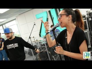 Jazzy Jo si Dorian - Mi-ai intrat in cap (Live la Radio ZU)