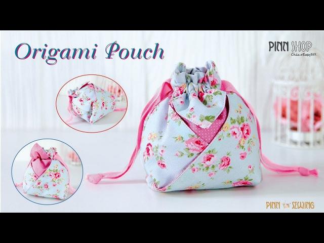 Origami Pouch_PINN SHOP