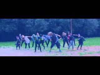 The ZUMBA® ZOMBIE EXPERIENCE #teamclaudioliuzzi - Halloween 2015