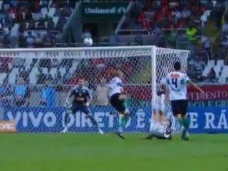 Fluminense 3 x 1 Coritiba - Golaço de bicicleta de Fred