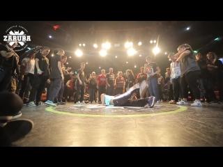 Mix Style 4x4 Fatality Crew vs Explosion Team @ZARUBA III Episode