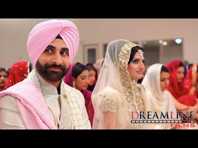 Sikh Wedding Highlights | Vancouver Videography | Andy Natasha