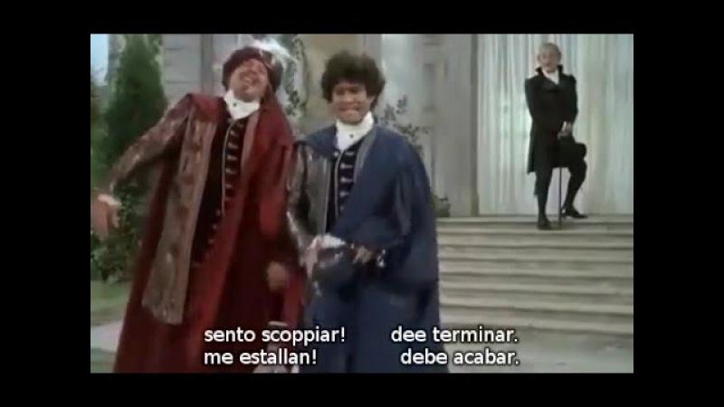 Ferruccio Furlanetto Luis Lima Paolo Montarsolo Non siate ritrosi de Cosi fan tutte de Mozart