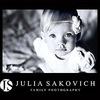 Детский и семейный фотограф Юлия Сакович