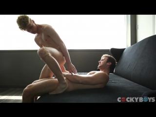 Meet the morecocks max ryder & gabriel clark
