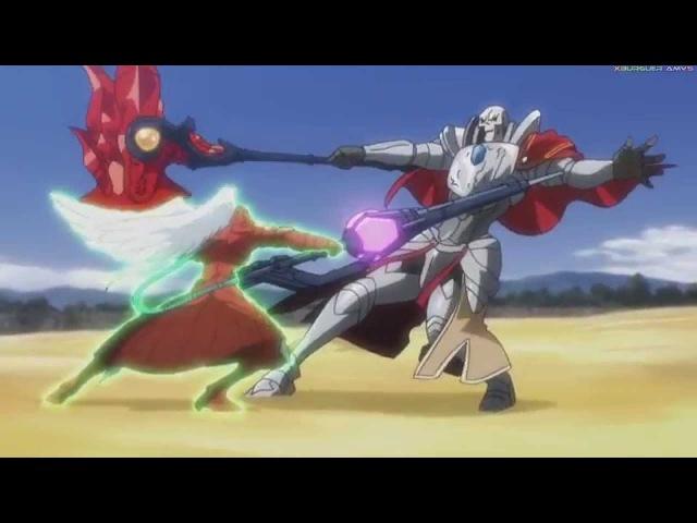 Overlord 「AMV 」 Final Battle Lord Ainz vs Shalltear ᴴᴰ