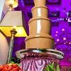 Шоколадный Фонтан  Сandy bar