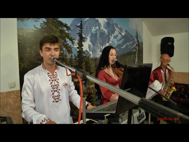 Весілля на Тернопіллі Франківські музики на Тернопіллі Народні весільні пісні