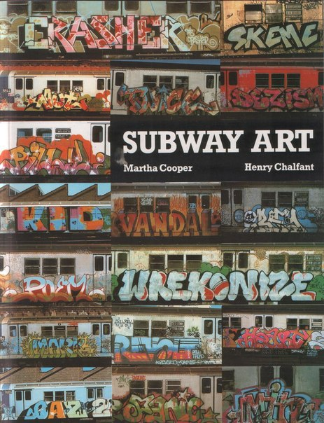 Martha Cooper - Subway Art 1984 pdf