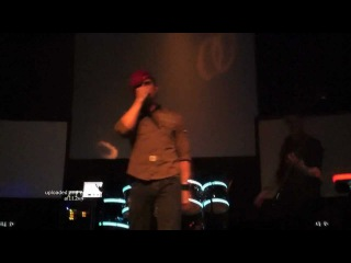 Celldweller - I Believe You (Live Upon a Blackstar bonus CD song) (Custom live music video)