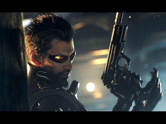 Deus Ex: Mankind Divided All Cutscenes (Game Movie) 1080p HD