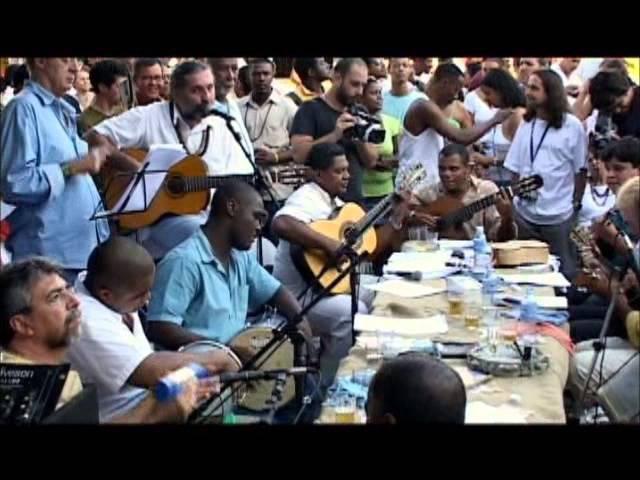 Dvd Renascença Samba do Trabalhador completo sem cortes .