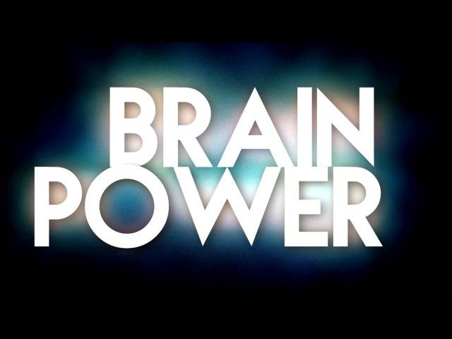 NOMA Brain Power LYRICS
