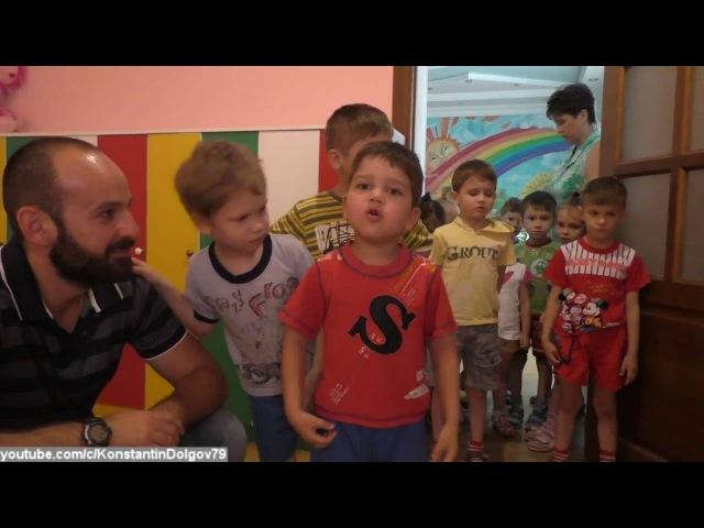 Визит в детский дом Теремок Донецк ДНР