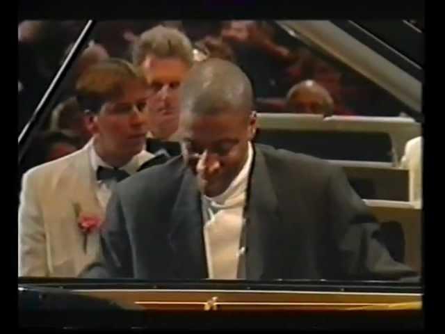Gershwin 'I Got Rhythm' Variations Wayne Marshall piano