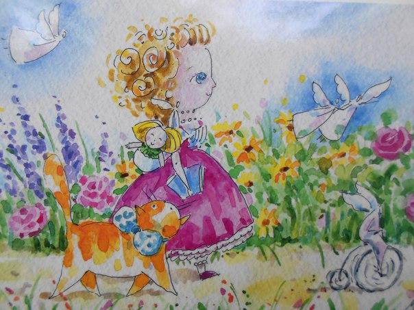 дмитриева мария открытки