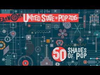 50 оттенков поп-музыки 2015 в одном миксе @