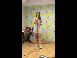 Лиза Прилепа- песня Даяны Росс на русском